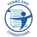 Please read our terms and conditions